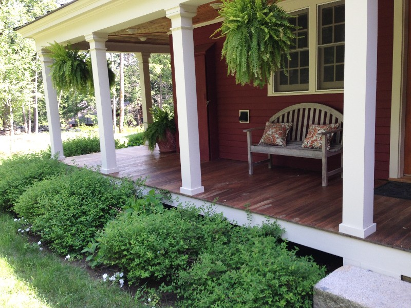 Porch and Patio Design