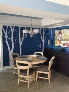 Dining Room Remodelling