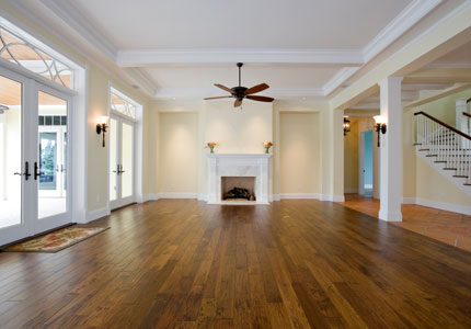 Choosing your flooring home partners Homes with hardwood floors pictures