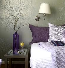 Wallpaper accent walls