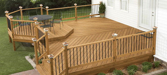 Home Partners Deck Or Porch
