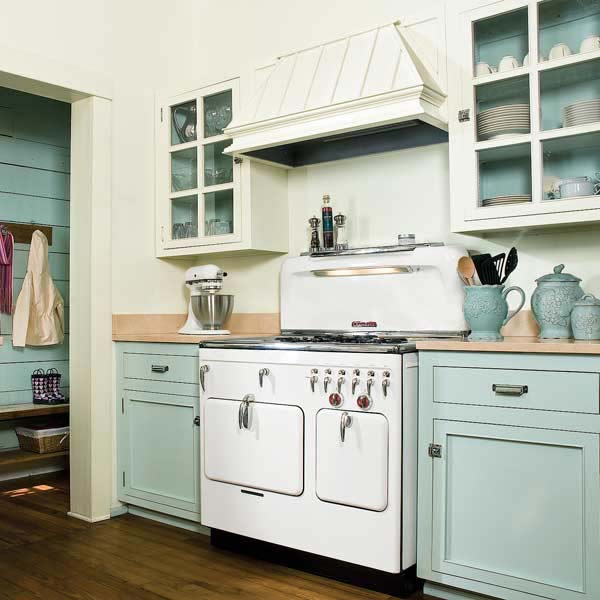 Painted Cabinets 1