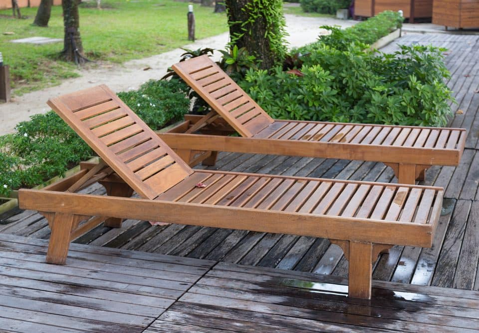 How To Paint Patio Furniture?