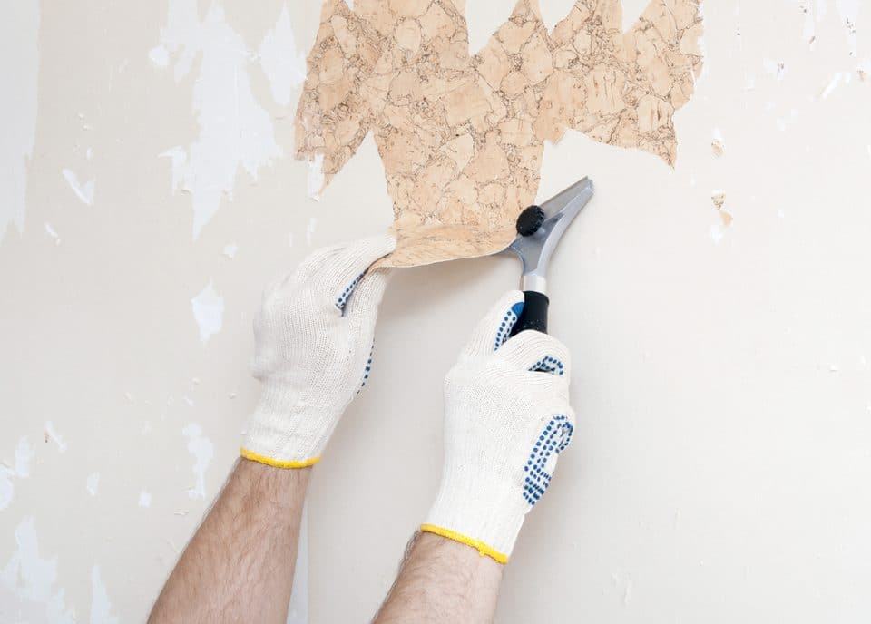 Tips to Remove Old Wallpaper for Your Interior Painting Project