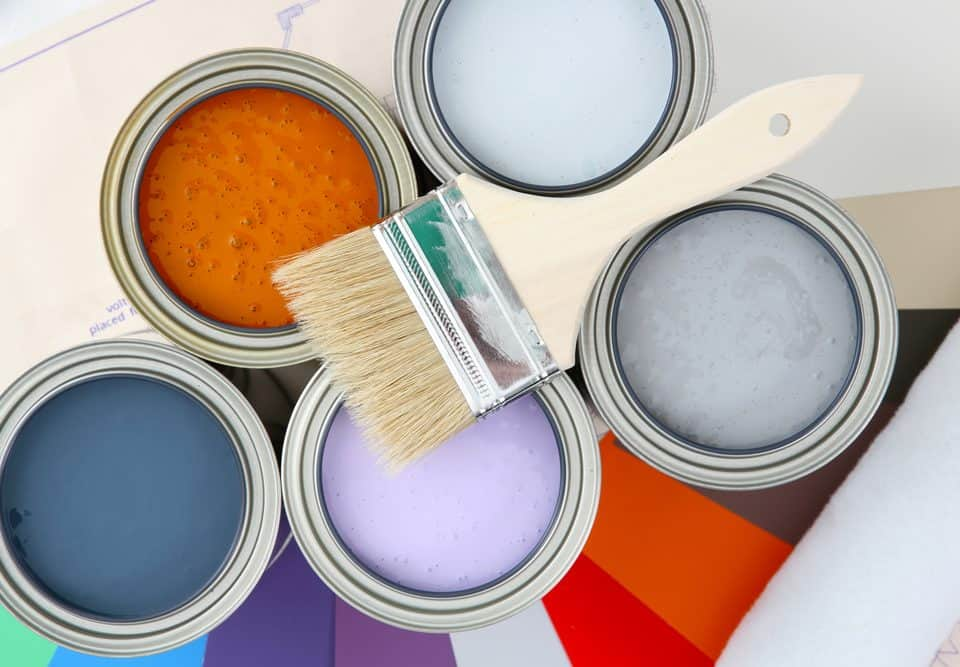 What to Do with Leftover Paint